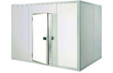 cámara frigorífica congelación - frío industrial