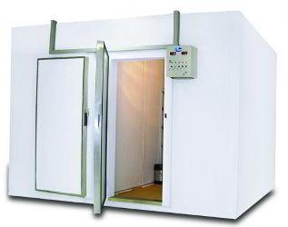Cámara frigorífica temperatura mixta - frío industrial